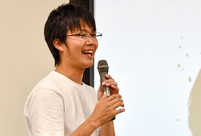NPO法人SET 代表 三井 俊介