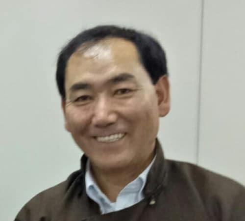 NPO法人ジュレー・ラダック 創設者 スカルマ・ギュルメット