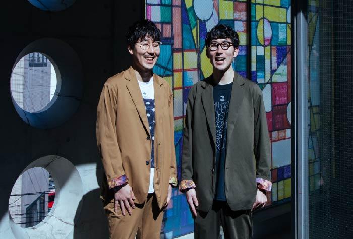 HERALBONY GALLERY 代表・副代表 松田崇弥・松田文登